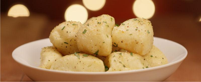 Garlic Bread Bites