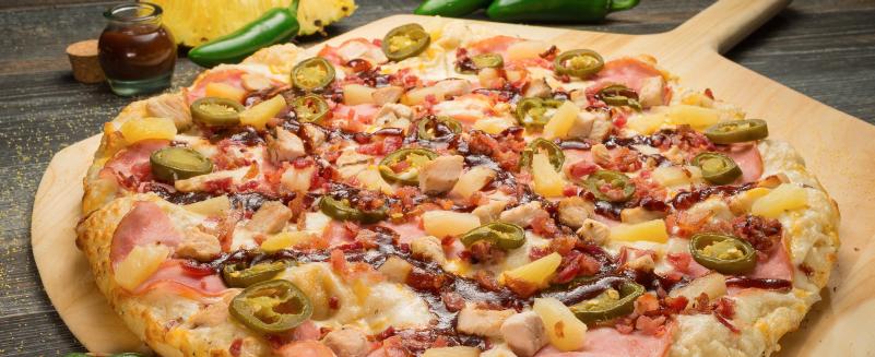 Pizza Hot Hawiian