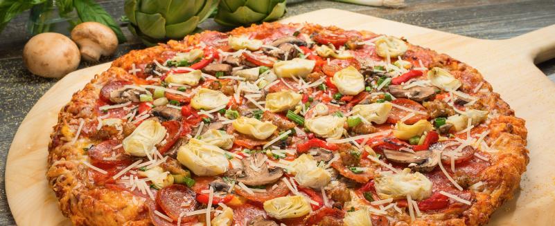 Pizza Tuscan Harvest