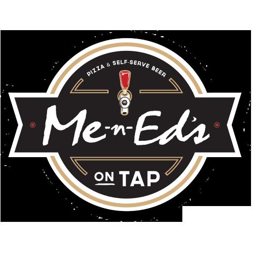 Me-n-Ed's On Tap Logo