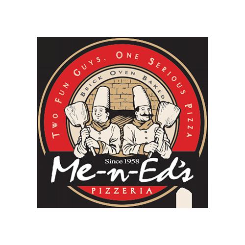 Me-N-Ed's Logo